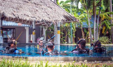 padi divemaster course Koh Phangan