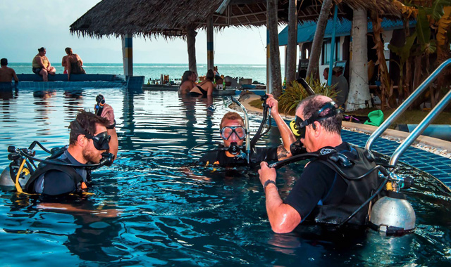 pro-diving