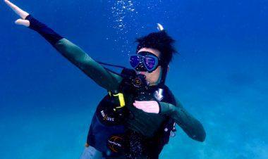 padi adventure diver course koh samui