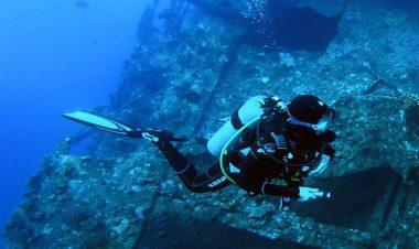 PADI Wreck Diver Specialty Course Koh Phangan