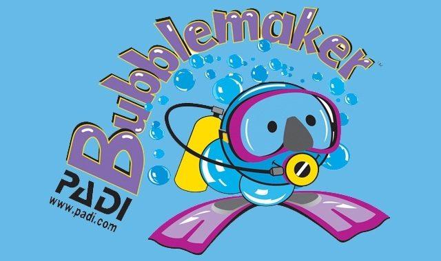 PADI Bubblemaker Program Koh Phangan - Asia Blue Scuba