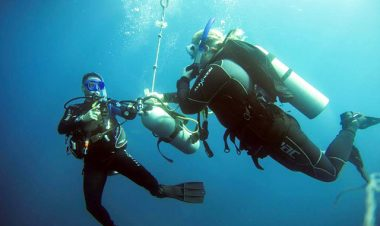 PADI Deep Diver Specialty Course Koh Tao